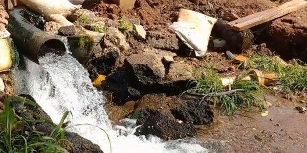 Pozo Artesiano de agua