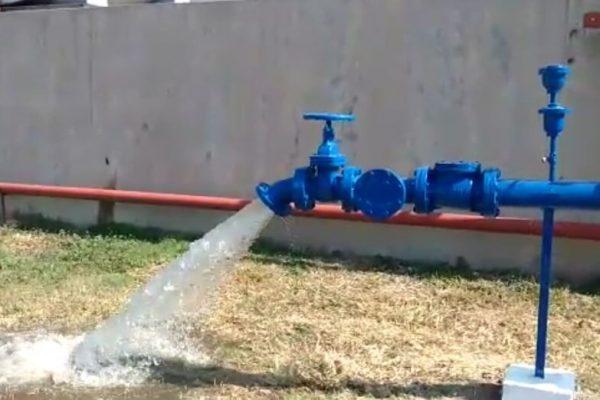 Equipamiento de pozos profundos de agua y bomba sumergible
