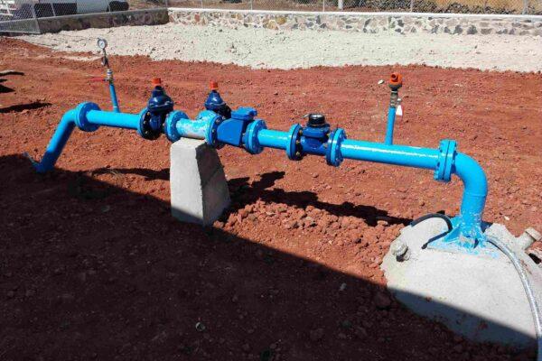 Equipamiento de pozo profundos de agua